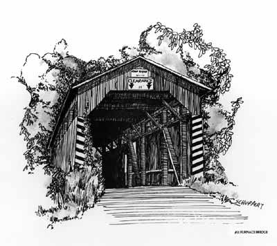 Esther Furnace Bridge